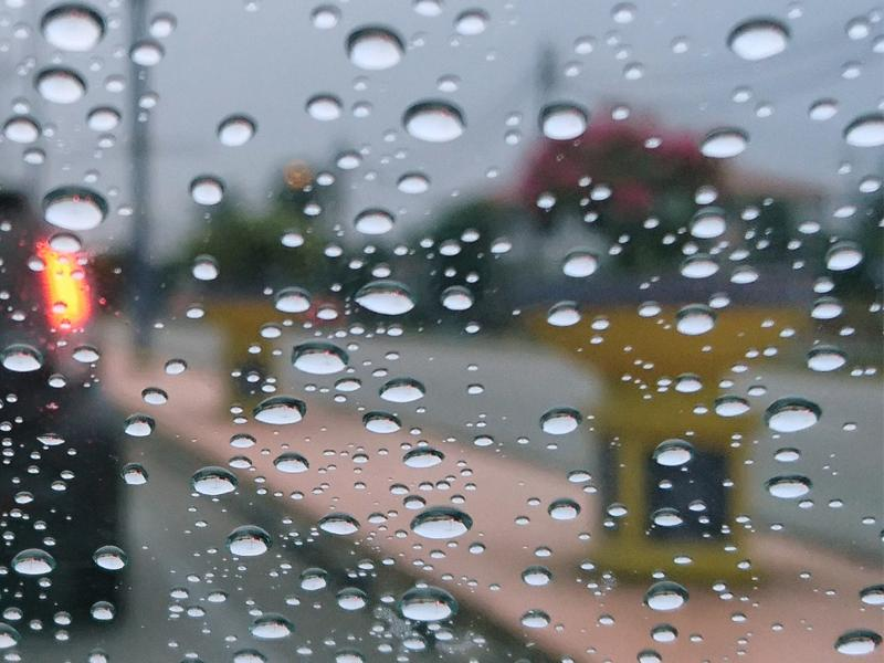 Bilglasförsegling för fri sikt genom bilrutan